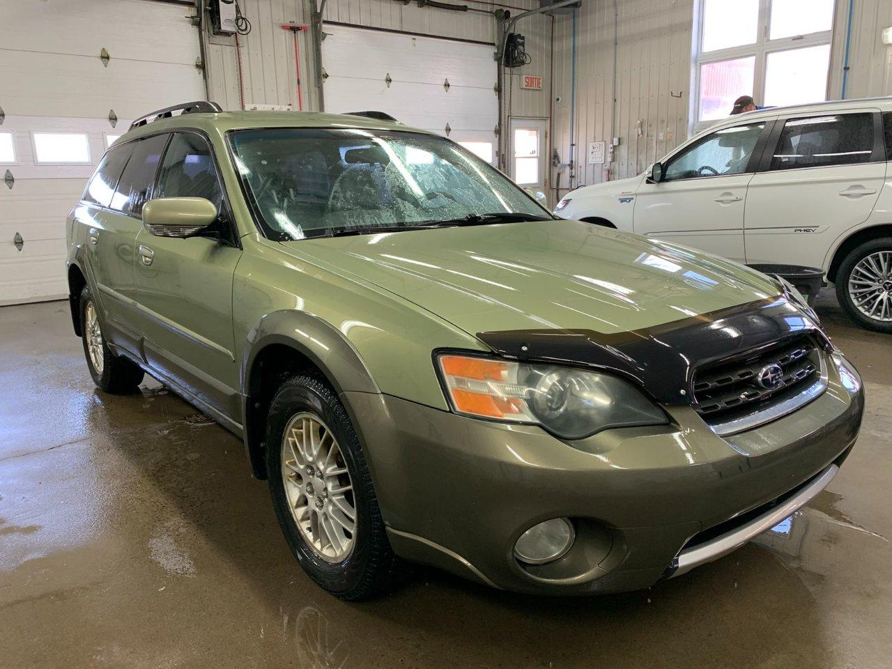 2005 Subaru  Outback 3.0R AWD