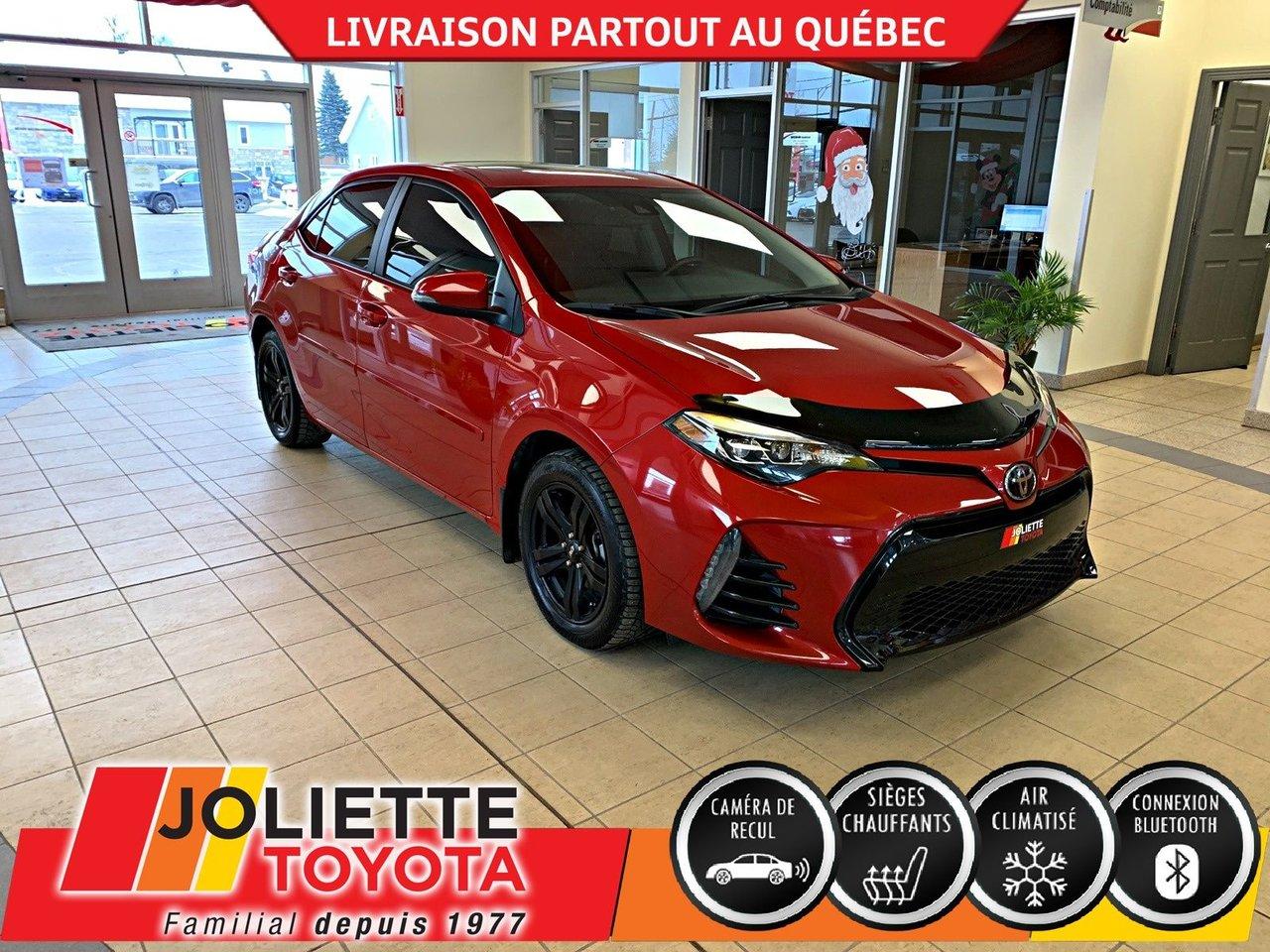 2019 Toyota  Corolla SE-TOIT-BLUETOOTH-CUIR-VOLANT CHAUFFANTS-12 6