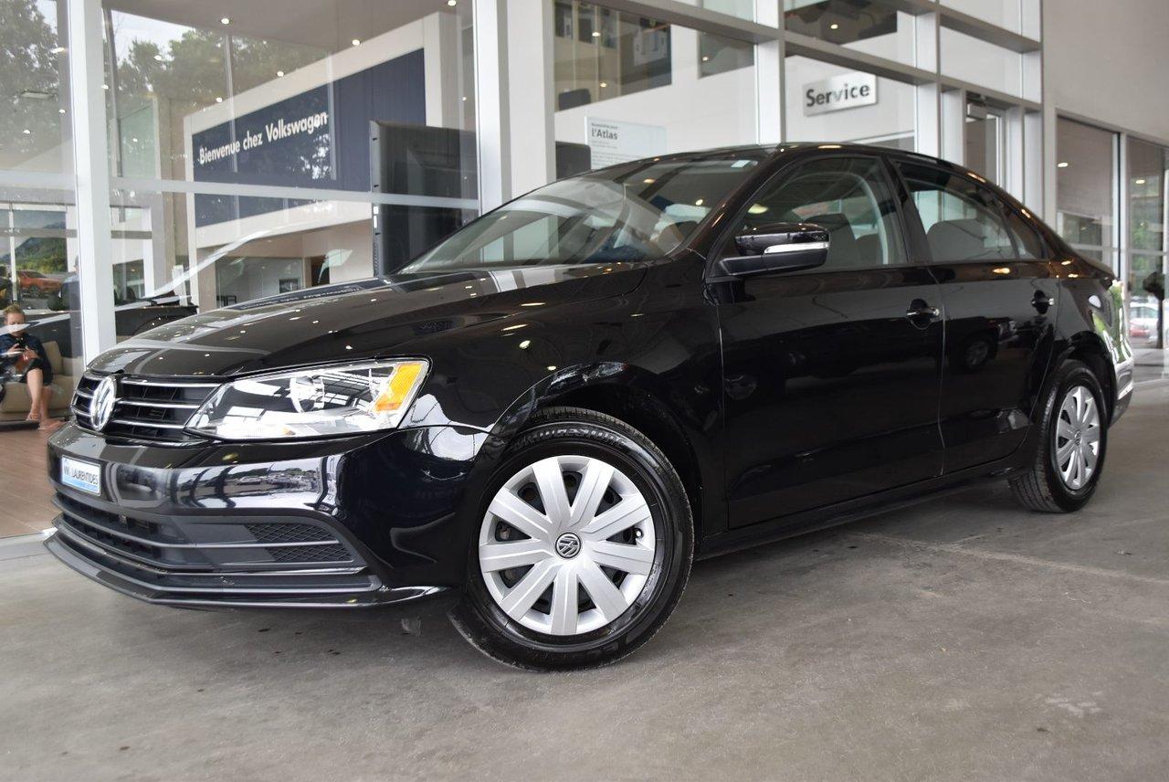 2016 Volkswagen  Jetta Trendline Plus