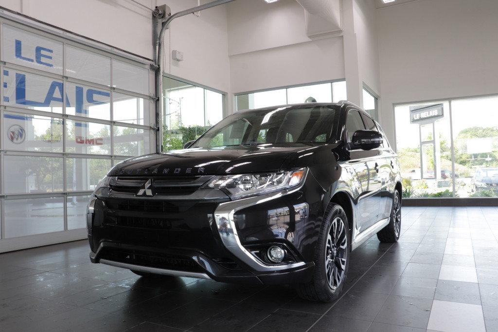 Mitsubishi Outlander PHEV 2018 MODÈLE HYBRIDE SE TOURING TOIT OUVRANTS-AWC