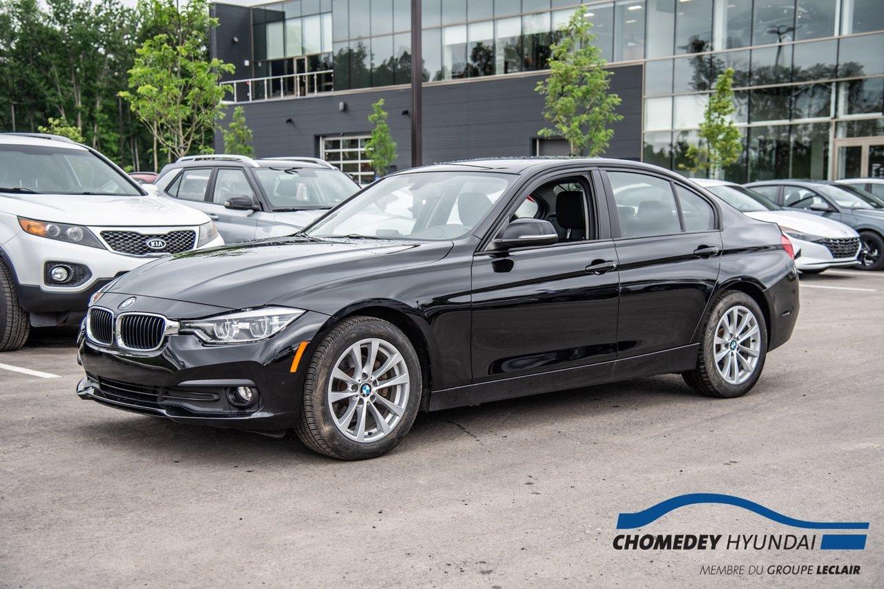 BMW Série 3 2017 320i xDrive + SIEGES CHAUFFANTS + BLUETOOTH