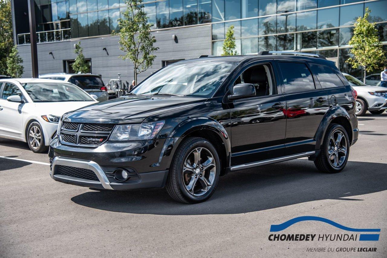 Dodge Journey 2014 Crossroad+SIEGES/ VOLANT CHAUFFANT+BLUETOOTH+