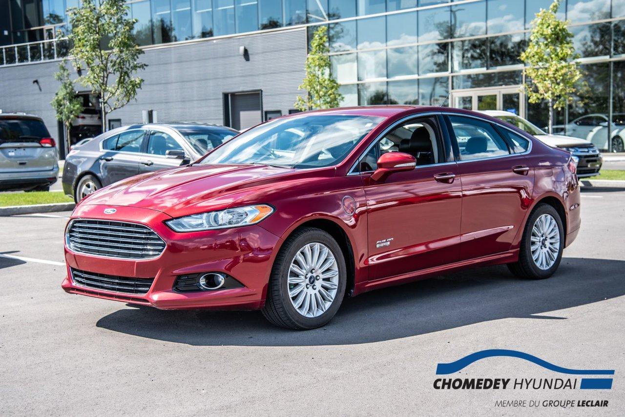 Ford Fusion 2014 TITANIUM+CUIR+BLUETOOTH+SIEGES CHAUFFANTS