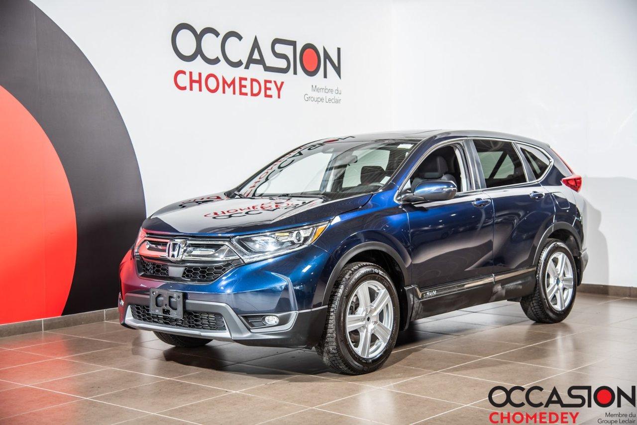 Honda CR-V 2018 EX AWD+CAMERA DE RECUL+SIEGES CHAUFFANTS