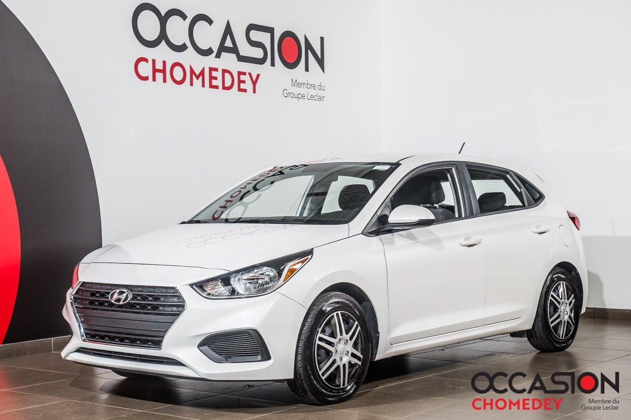 Hyundai Accent 2020 ESSENTIAL+CAMERA DE RECUL+MANUELLE