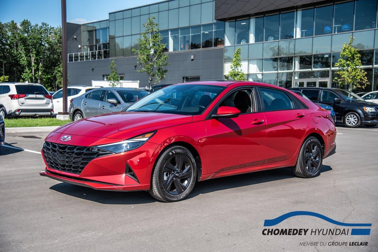 Hyundai Elantra 2021 PREFERRED TECH PACK. + TOIT OUVRANT + CAM.DE