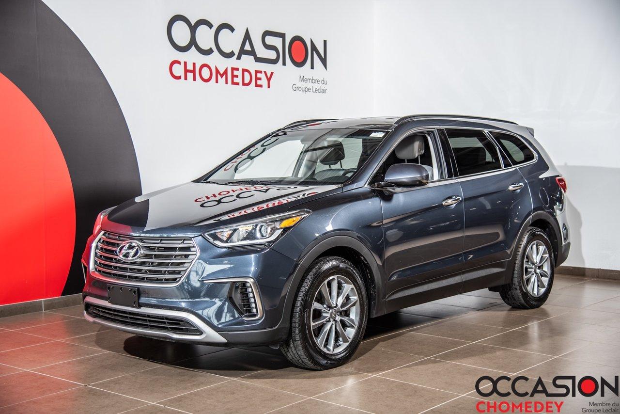 Hyundai Santa Fe XL 2019 Essential AWD+VOLANT/SIEGES CHAUFF+CAMERA DE