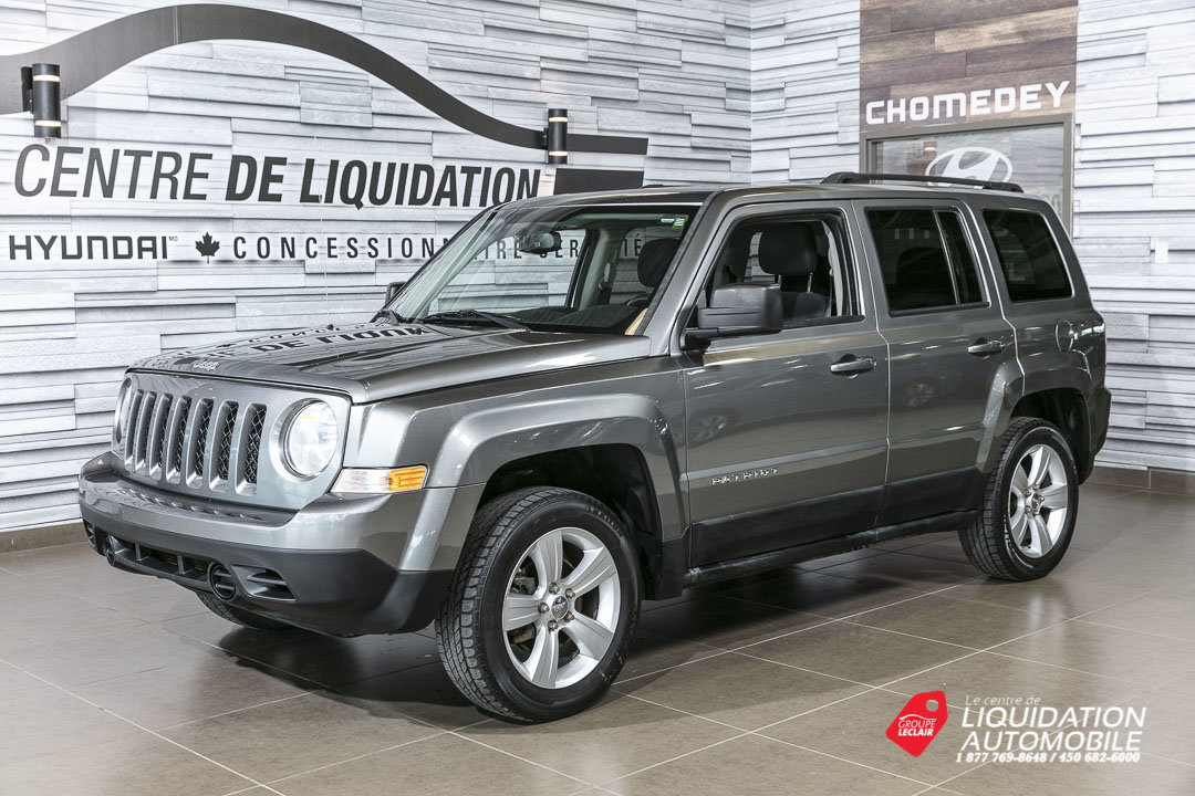 2011 Jeep  Patriot NOTH EDITION+AWD