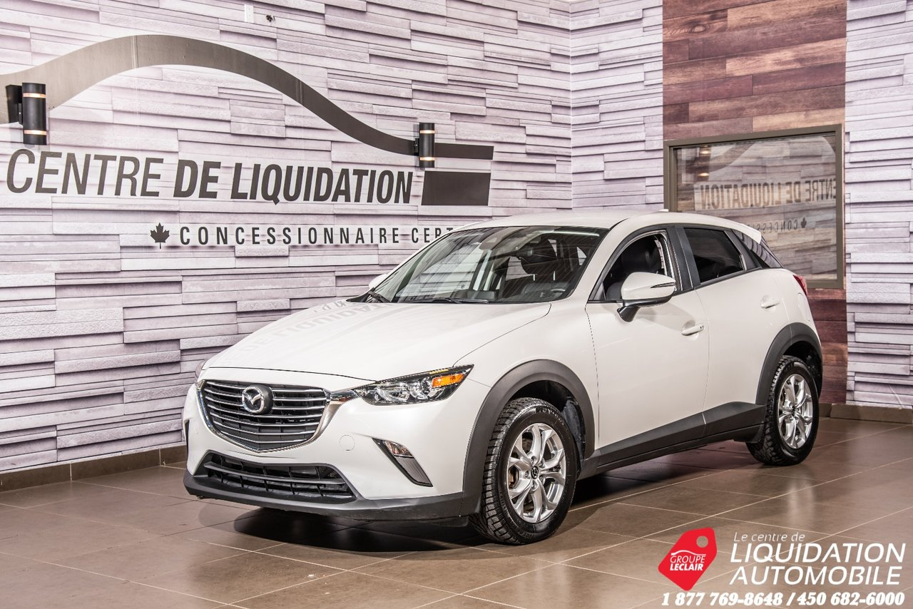 2018 Mazda CX-3 50th Anniversary Edition AWD