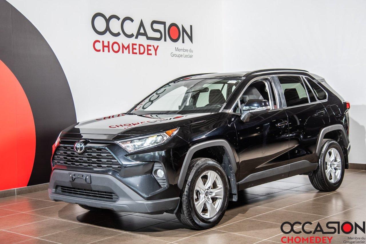 Toyota RAV4 2019 XLE AWD+TOIT OUVRANT+VOLANT/SIEGES CHAUFFANTS