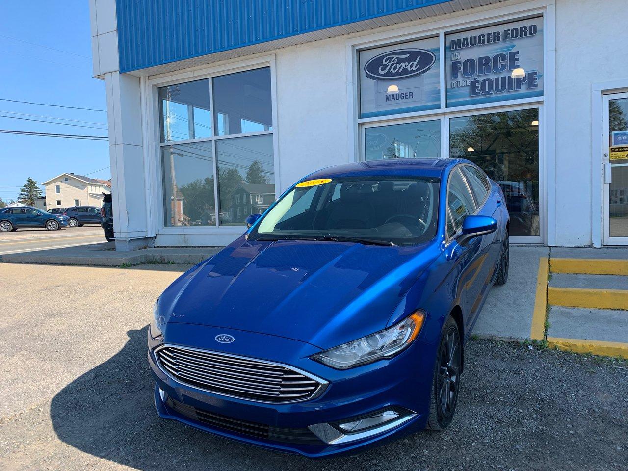 Ford Fusion 2018 SE