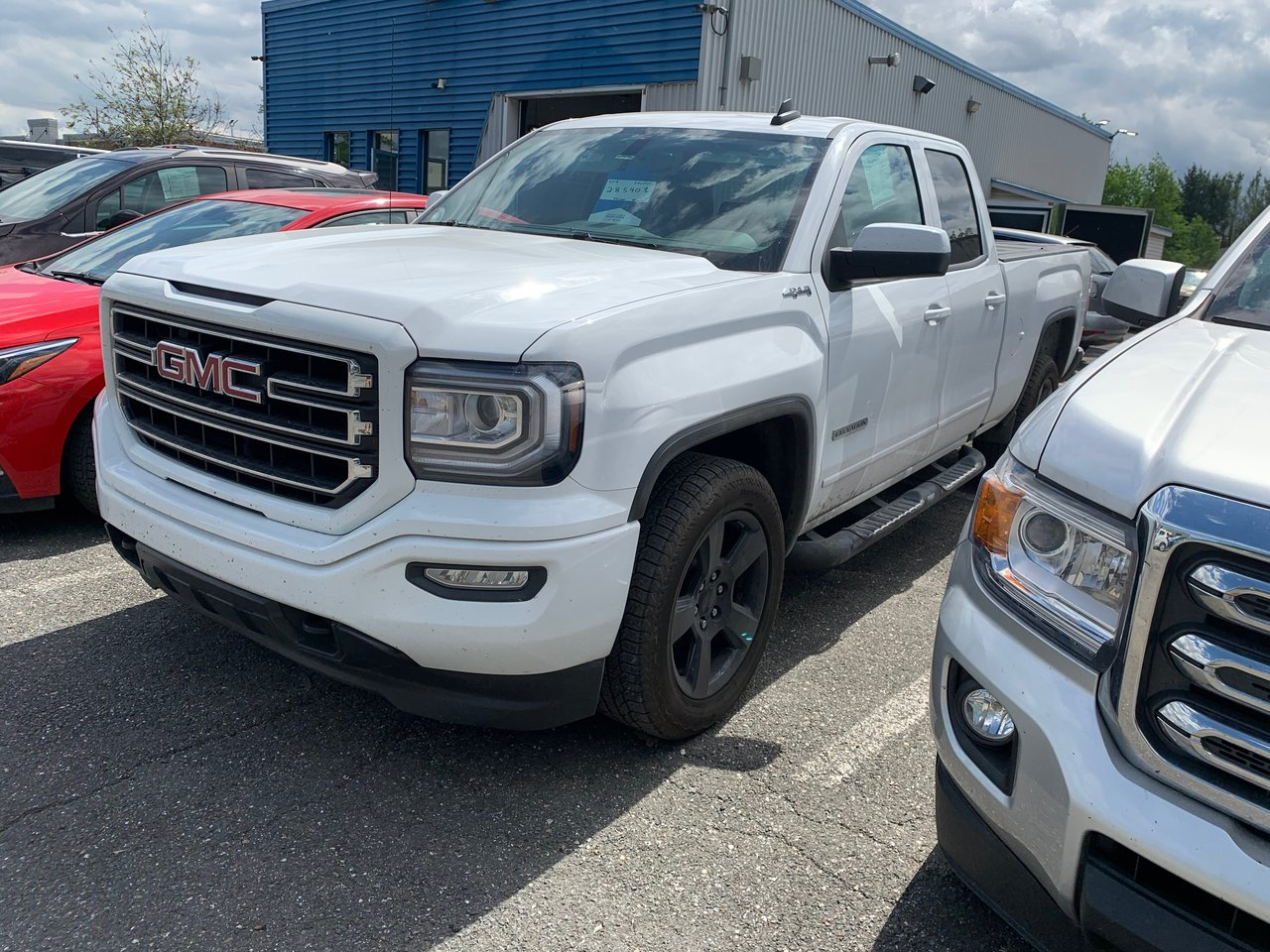 2018 Gmc  Sierra 1500 4WD DOUBLE CAB- ELEVATION- CAMERA- ROUE 20p