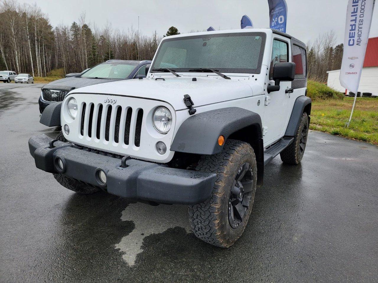 Jeep Wrangler 2016 SPORT