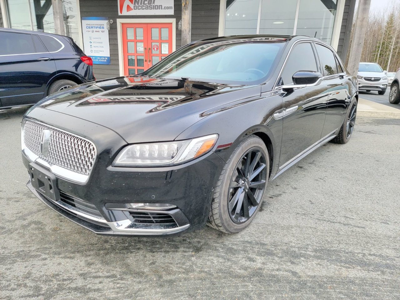Lincoln Continental 2017 RESERVE