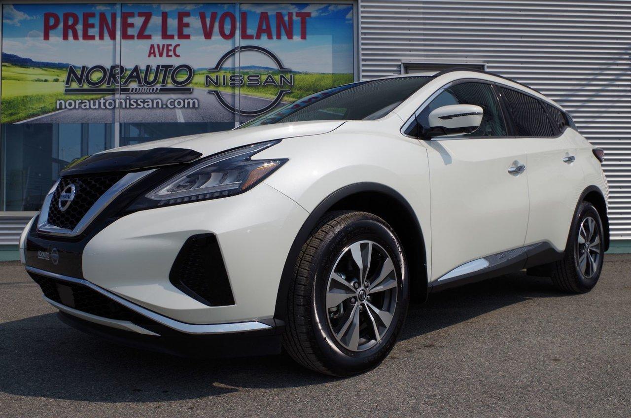 Nissan Murano 2021 SV