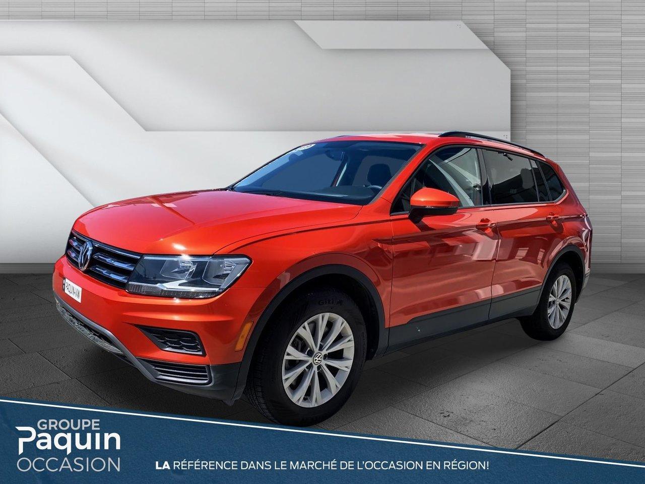 Volkswagen Tiguan 2019 Trendline