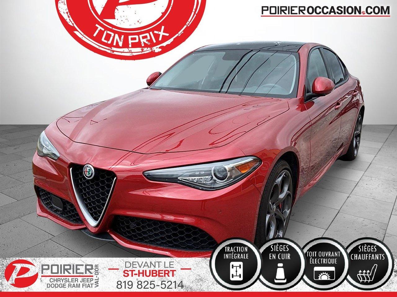 Alfa Romeo Giulia 2018 Ti Sport
