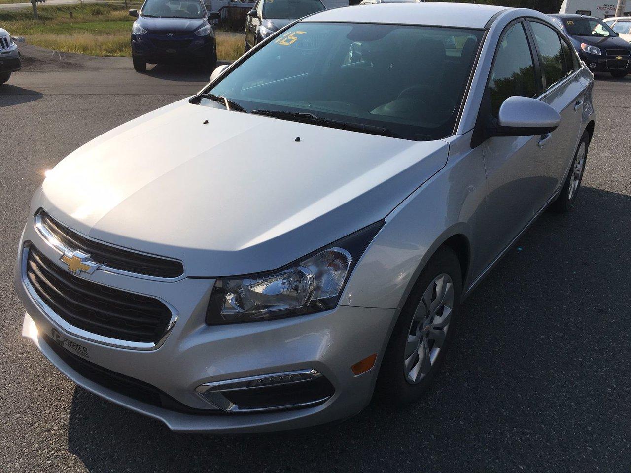 Chevrolet Cruze Limited LT CAMERA RECUL BLUETOOTH 2016