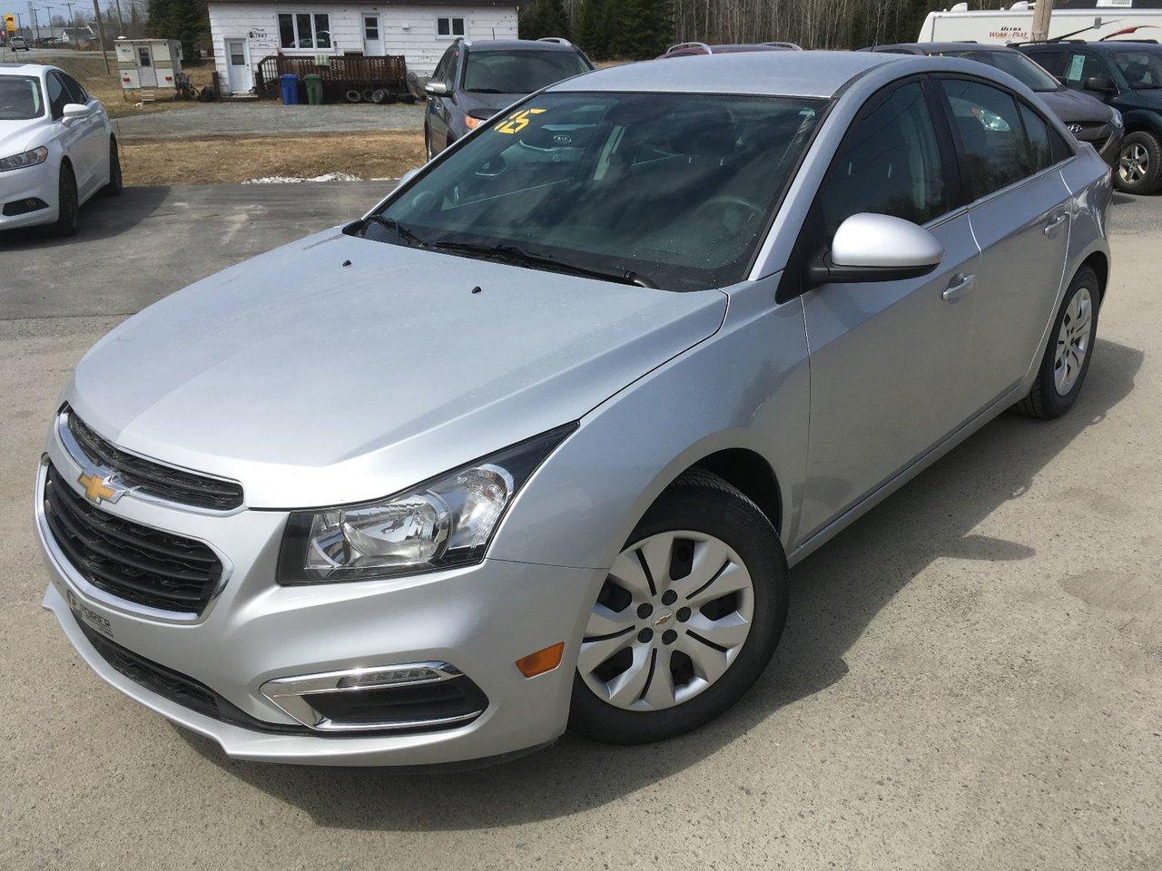 Chevrolet Cruze Limited LT CAMERA RECUL 2016
