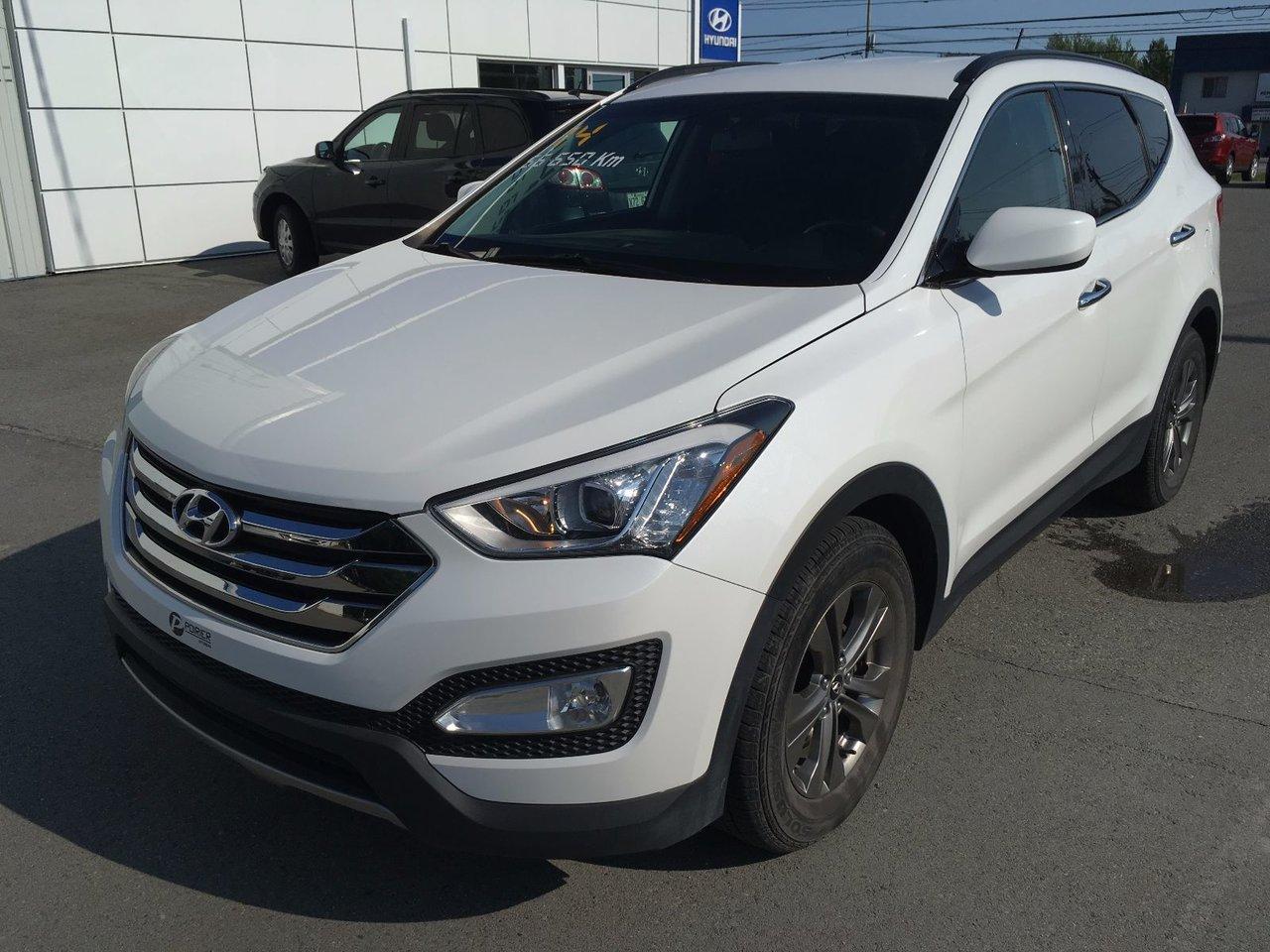 Hyundai Santa Fe Sport 2.4L AWD 2014