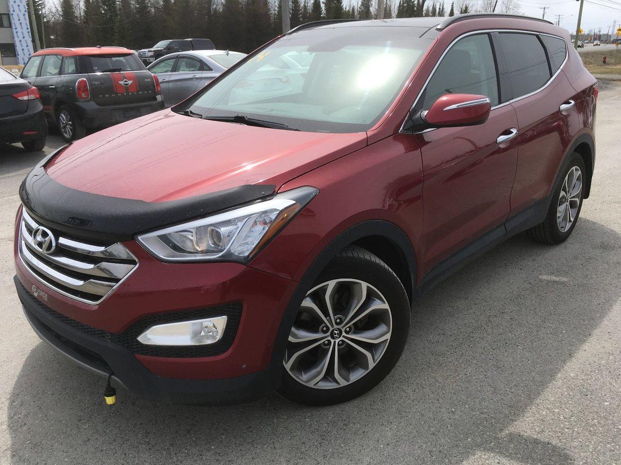 Hyundai Santa Fe Sport SE 2.0T AWD TOIT CUIR PNEUS D'HIVER 2014
