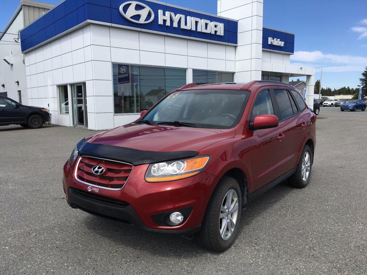 Hyundai Santa Fe GLS SPORT 2011