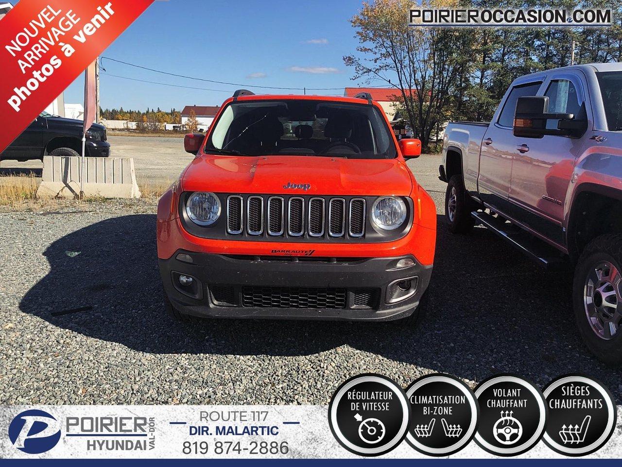 Jeep Renegade 2015 North