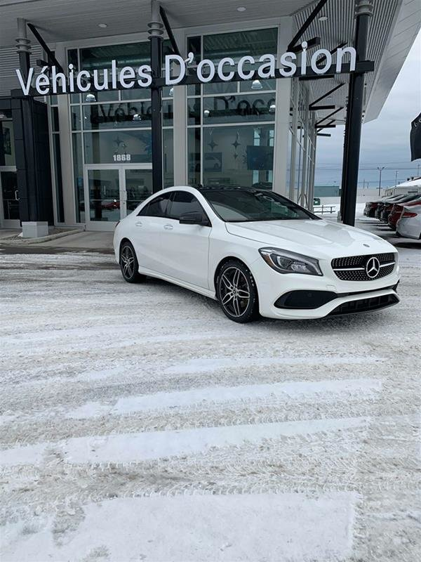 2019 Mercedes-Benz  CLA250 Coupe