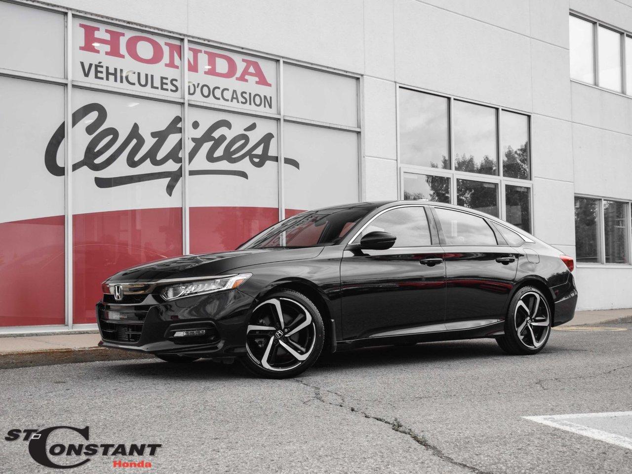 Honda Accord 2020 Sport