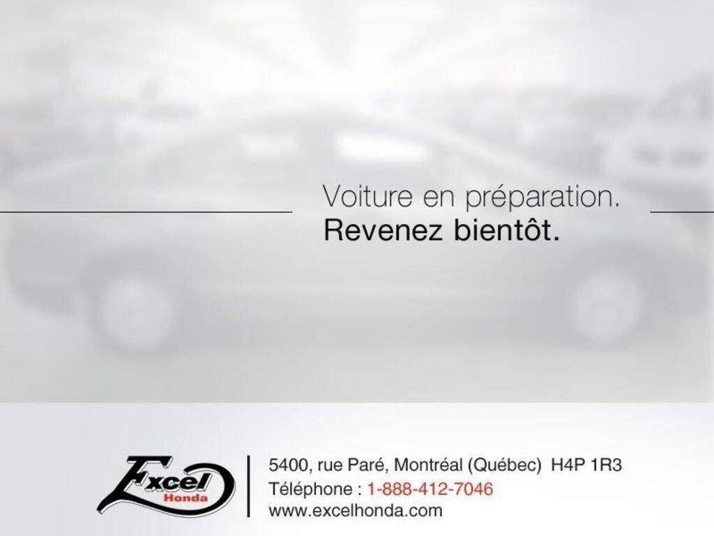 Honda Civic 2016 LX MANUEL*TRES BAS KM!!*JAMAIS ACCIENTÉ!*