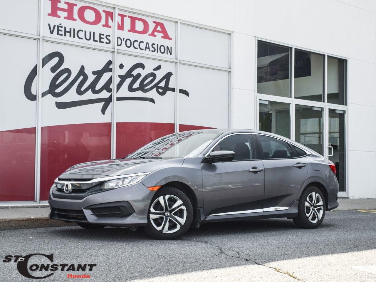 Honda Civic 2016 LX