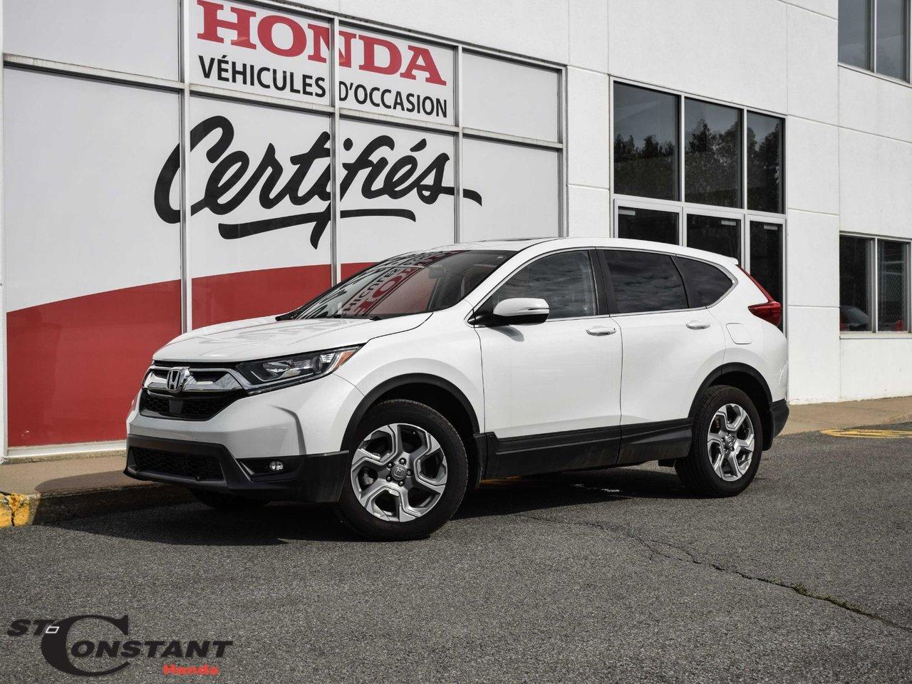 Honda CR-V 2019 EX