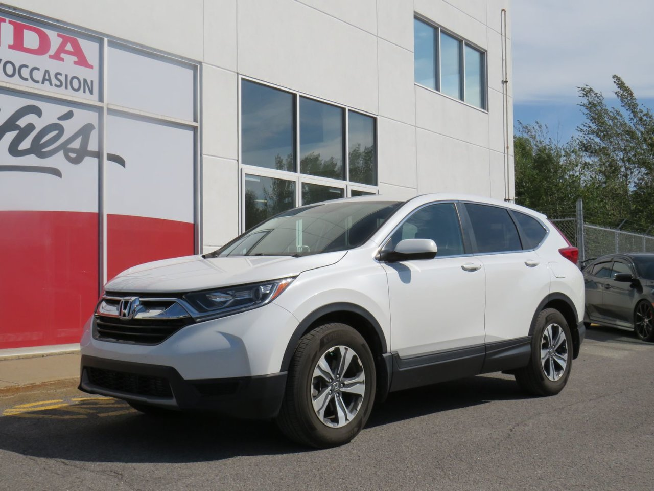 Honda CR-V 2019 LX