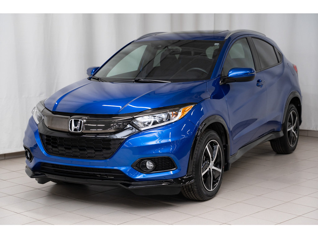 Honda HR-V 2019 Sport AWD CVT