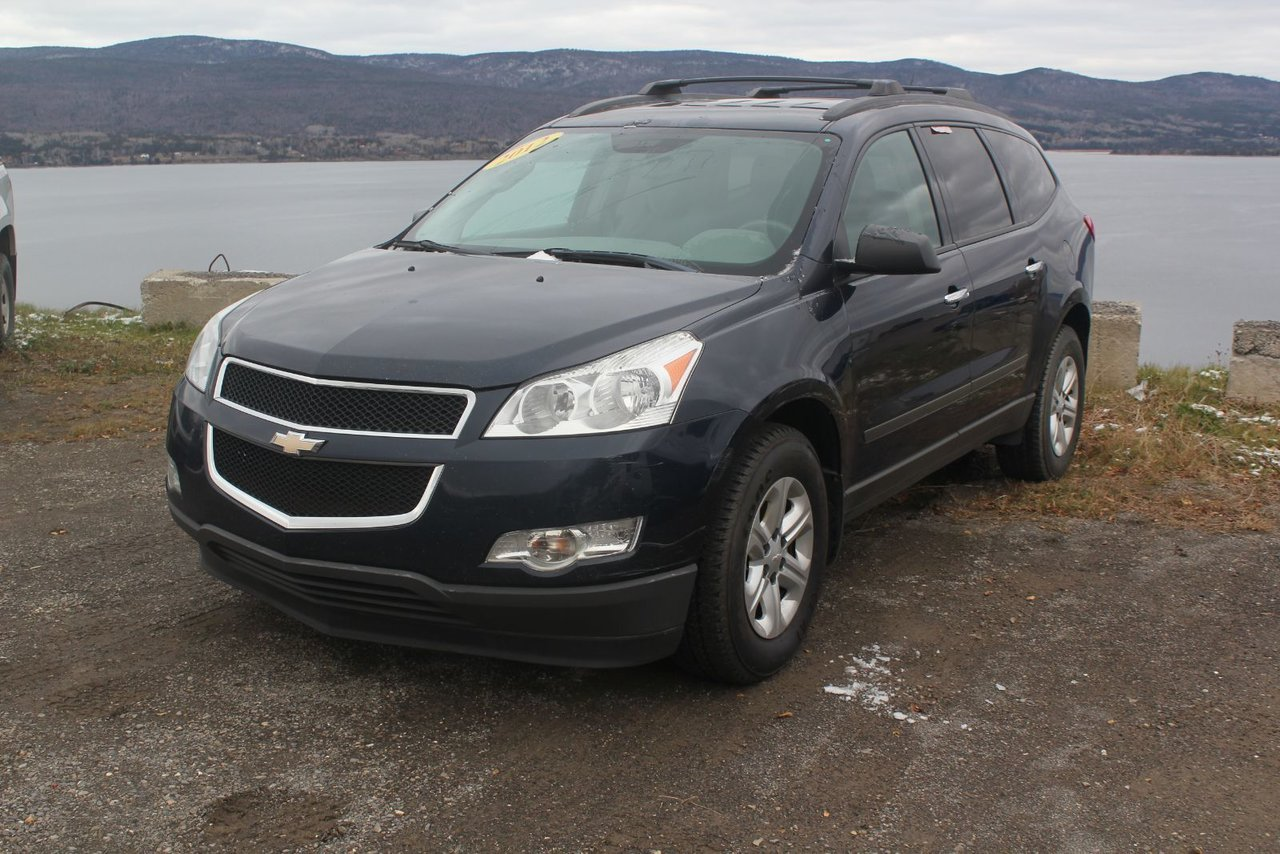 Chevrolet Traverse 2012 LS