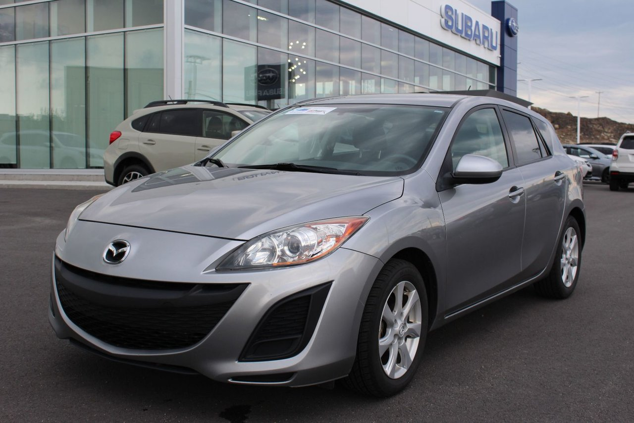 mazda 3 sport 2011 d 39 occasion vendre chez subaru rouyn noranda. Black Bedroom Furniture Sets. Home Design Ideas