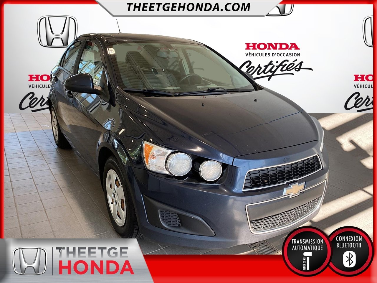 Chevrolet Sonic 2015 4dr *AUTOMATIQUE * LS SEDAN