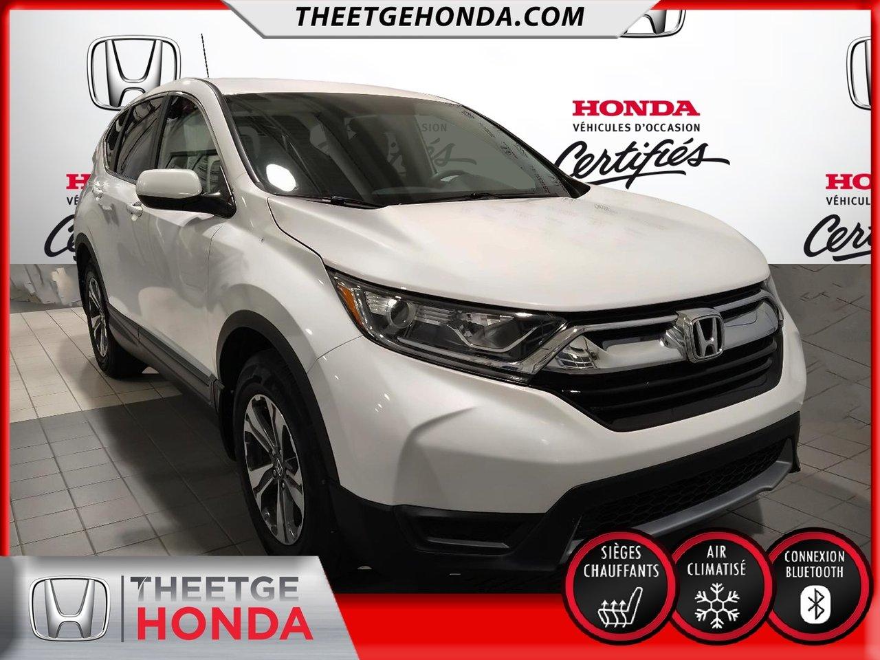 Honda CR-V 2019 LX 2WD *GARANTIE 10 ANS/200 000 KM*