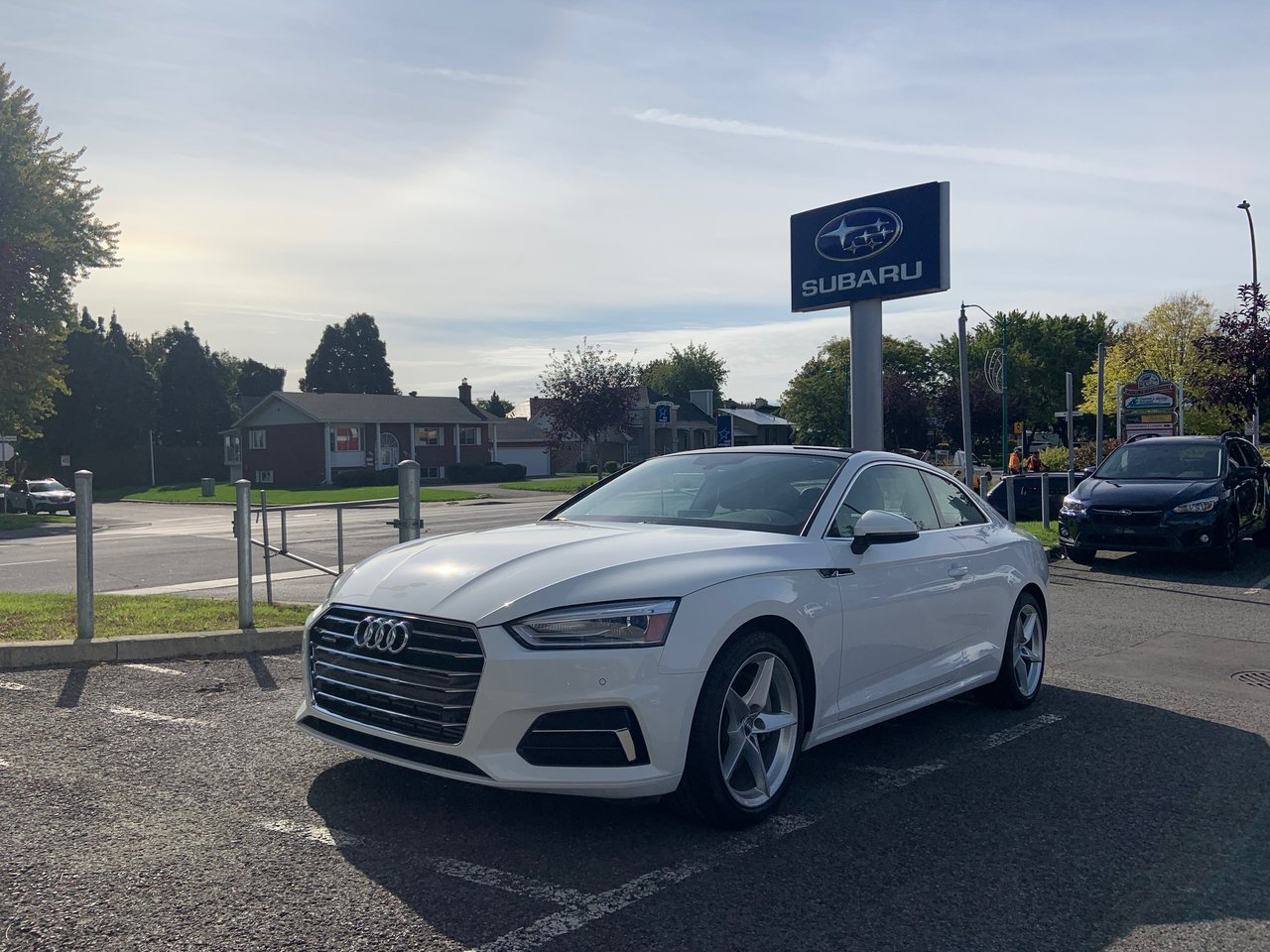 Audi A5 2018 KOMFORT,TOIT OUVRANT PANORAMIQUE,VOLANT CHAUF