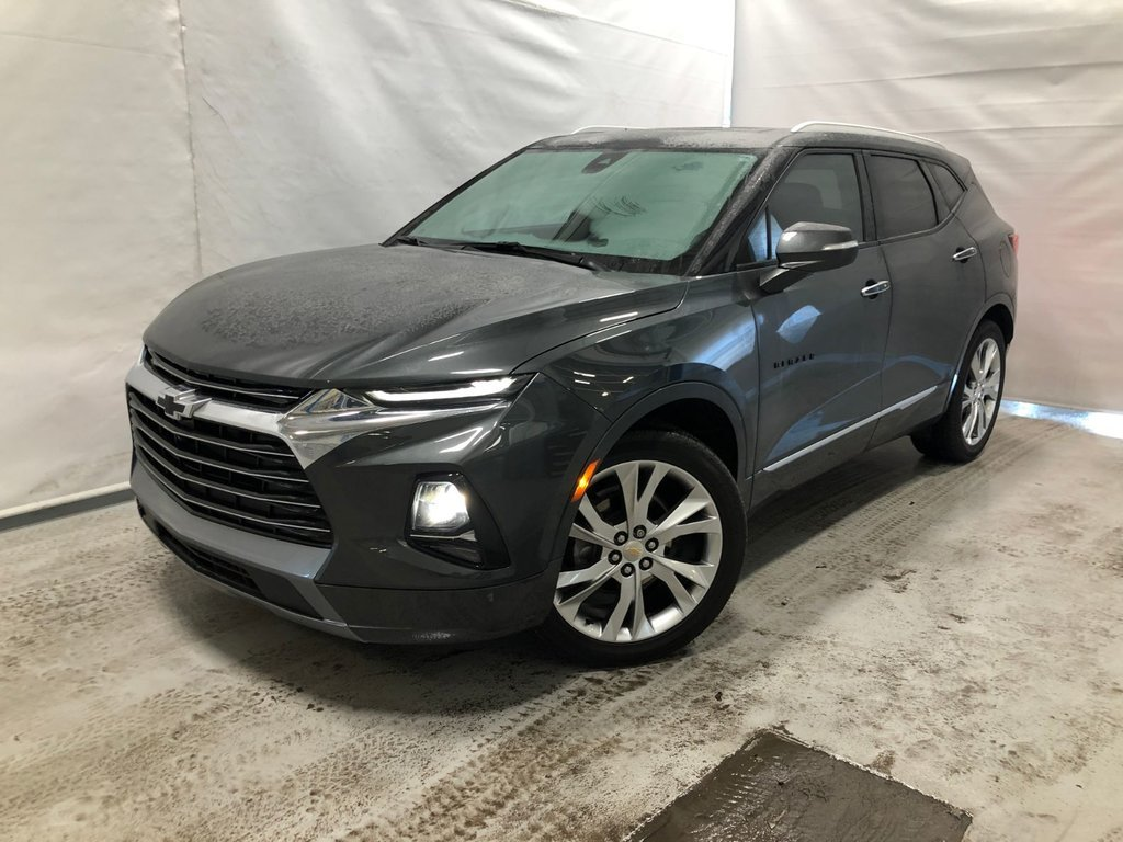 2019 Chevrolet  Blazer AWD cuir toit ouvrant mags volant chauffant