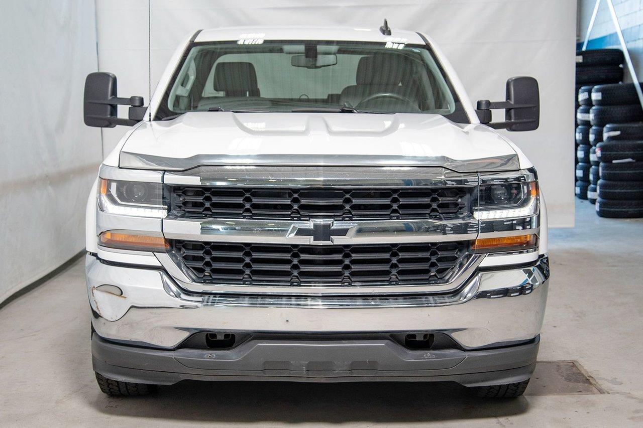 Chevrolet Silverado 1500 2017 CAB MULTIPLACE - BOITE 6'5 - 4RM - CRUISE CON