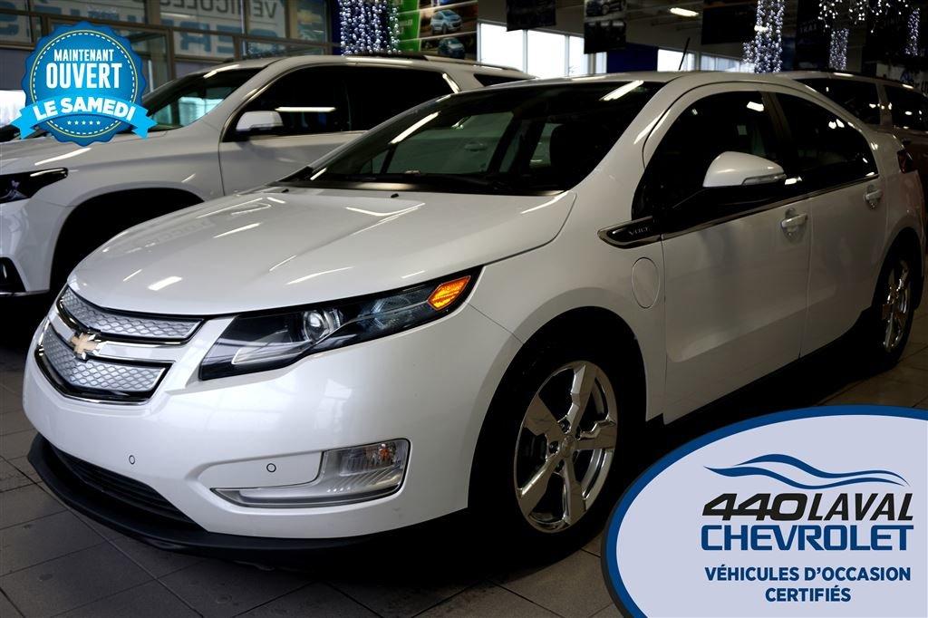 Chevrolet Volt Electric 2015