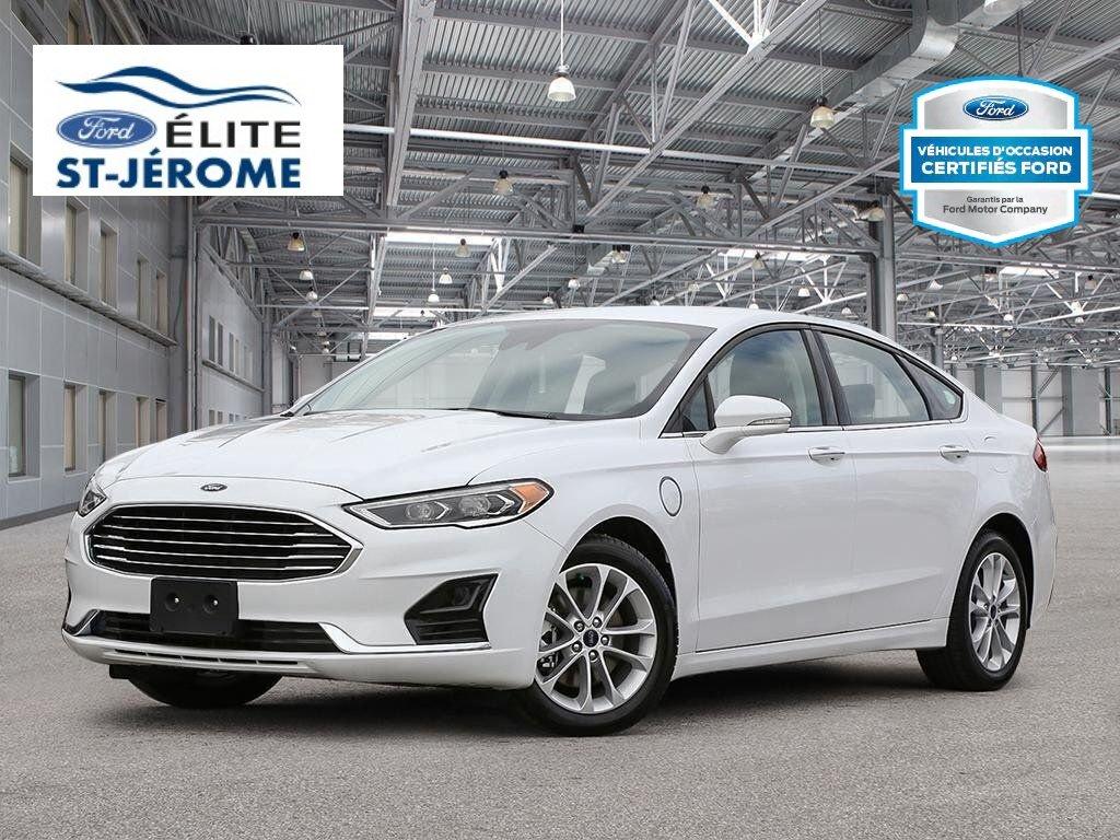 Ford Fusion 2020 SEL*CERTIFIÉ(2,9%)