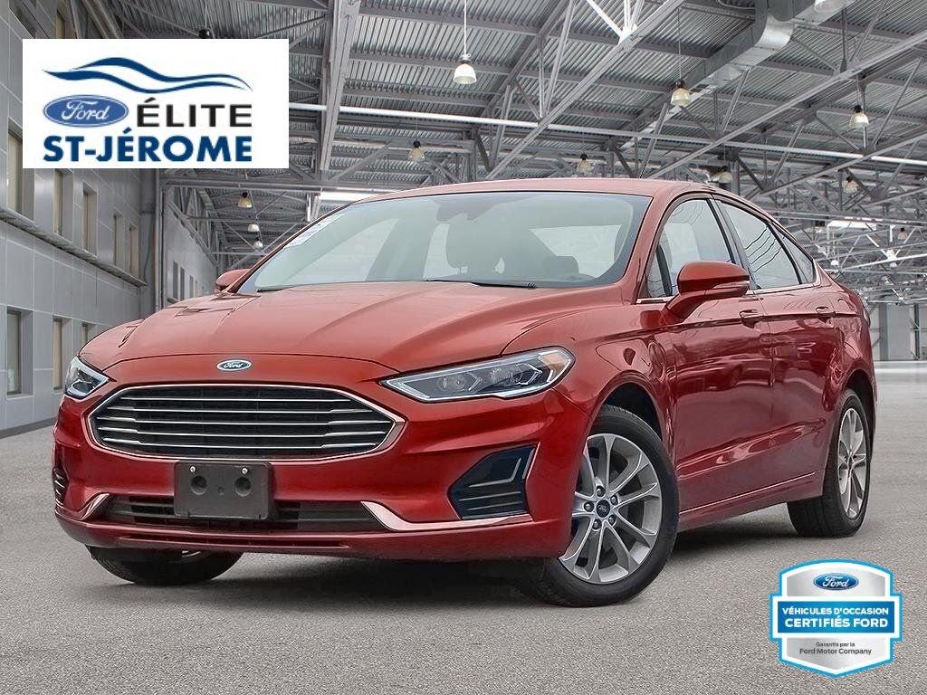 Ford Fusion 2020 SEL*CERTIFIÉ(2.9%)