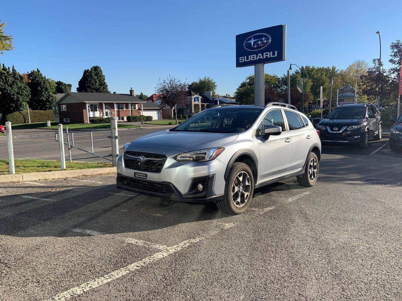 Subaru Crosstrek 2018 SPORT,SIEGES CHAUFFANTS,CAMERA DE RECUL ,MAG