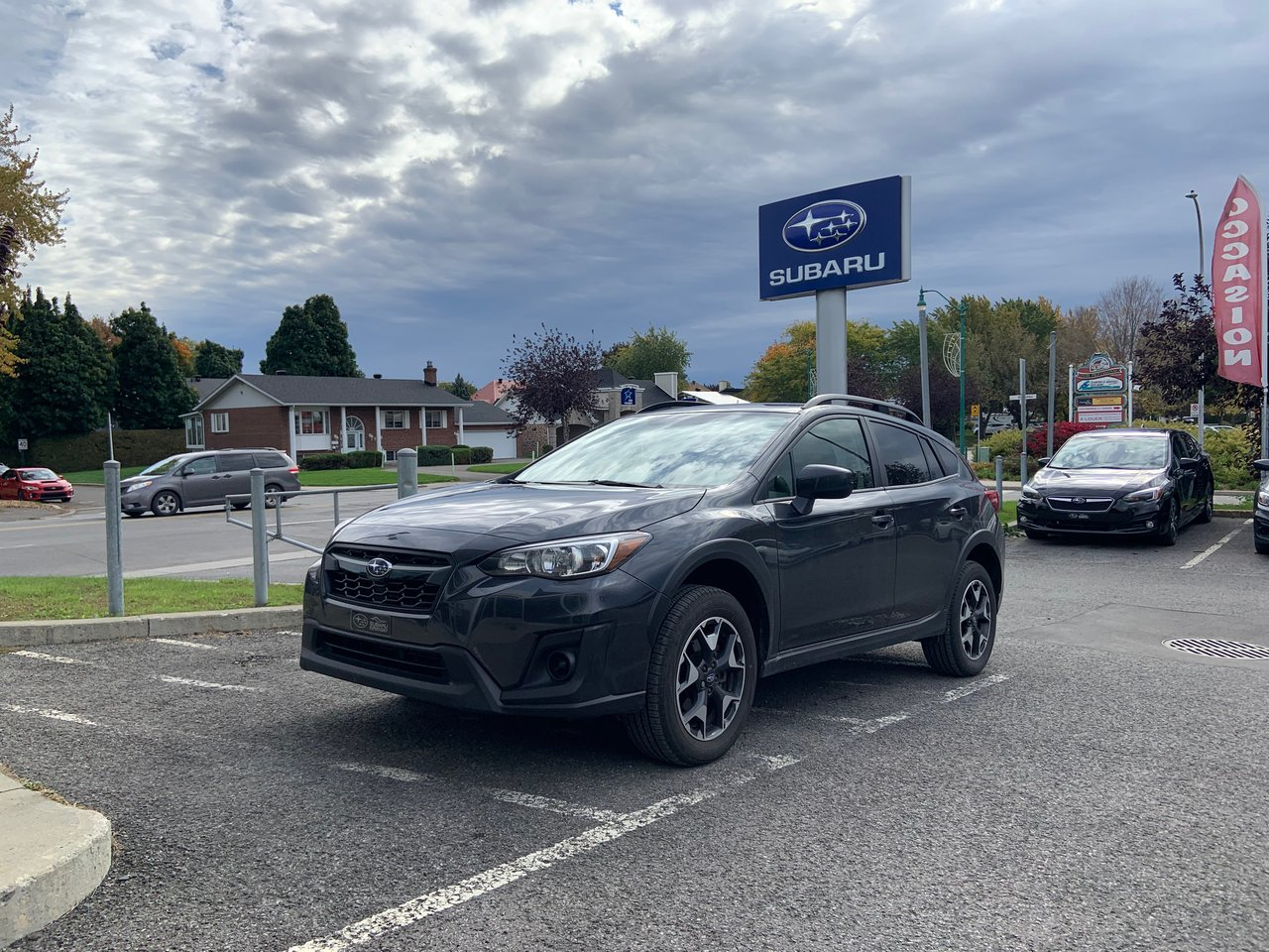 Subaru Crosstrek 2019 CONVENIENCE,CAMÉRA DE RECUL,BLUETOOTH