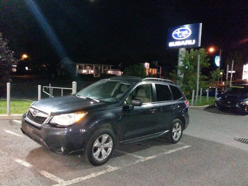 2015 Subaru  Forester I COMMODITÉ MAGS SIÈGES ELECTRIQUES