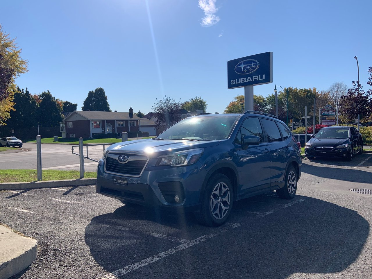 Subaru Forester 2019 TOURING,EYE SIGHT,BOUTON POUSSOIR