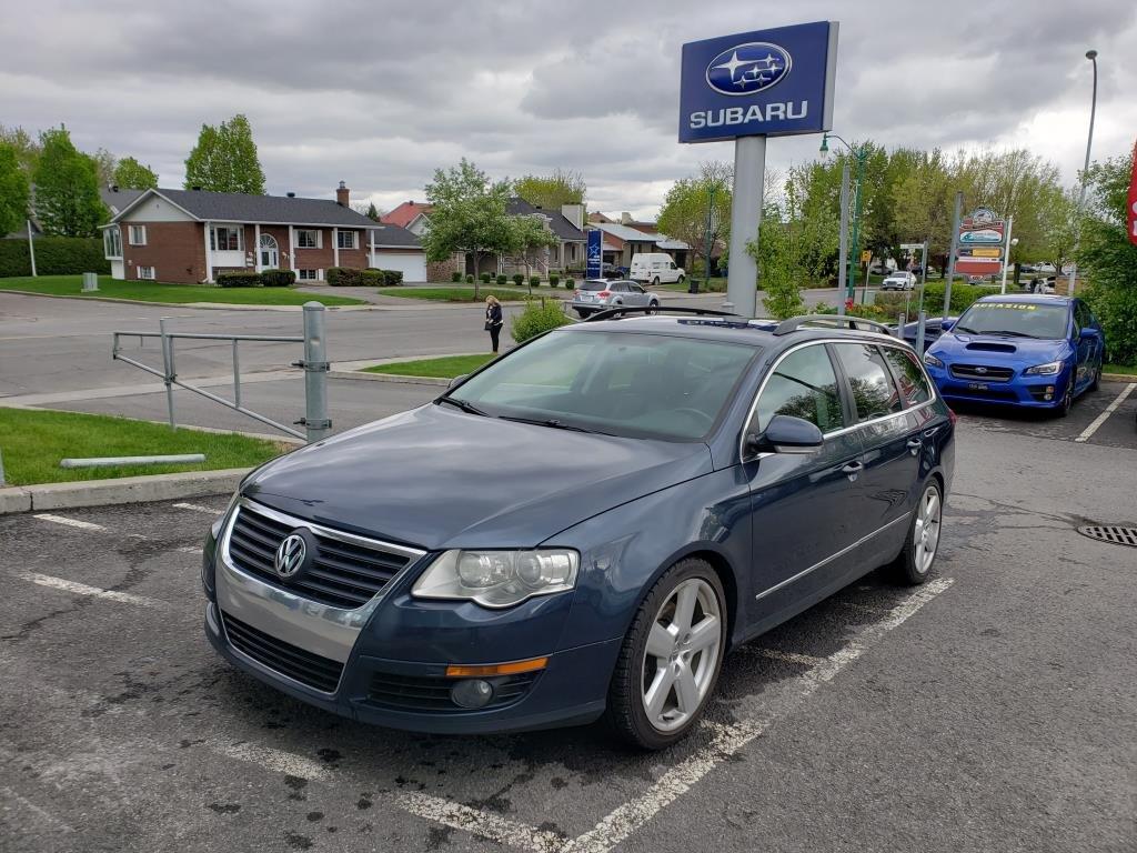 2008 Volkswagen  Passat Wagon COMFORTLINE 2.0T CUIR TOIT OUVRANT