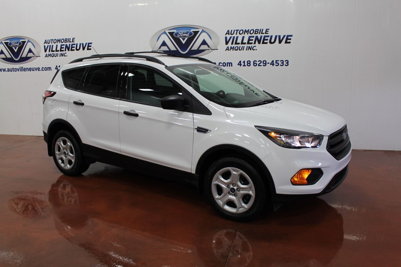 Ford Escape 2018 S Traction Avant